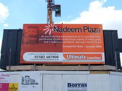 Development site board