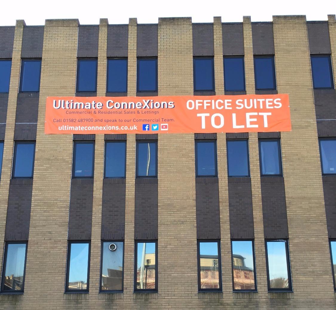 30ft x 5ft PVC Banner