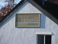 Novelli at White Horse