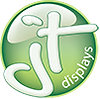 JT Displays logo