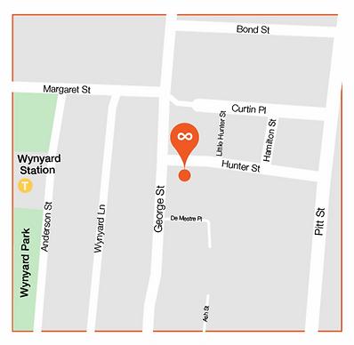 infinite health sydney map.webp