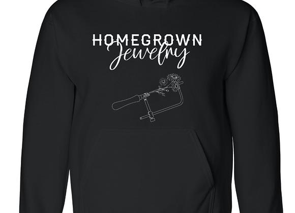 HGJ Logo Hoodie Sweatshirt