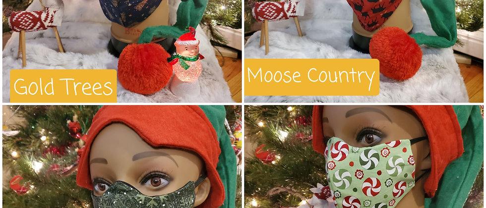 Christmas 2020 Mask Collection