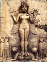 Goddess Profile: Inanna/Dissent/Descent