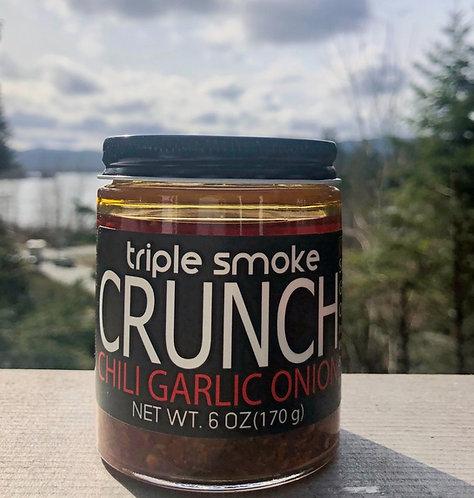 Triple Smoke Crunch - Chili Garlic Onion