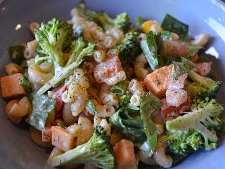 Hickory Dill Macaroni Salad