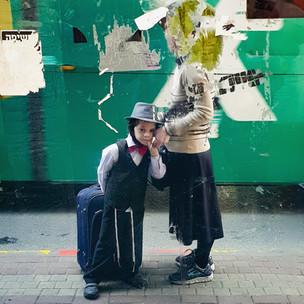 צילום רחוב זאת אהבה