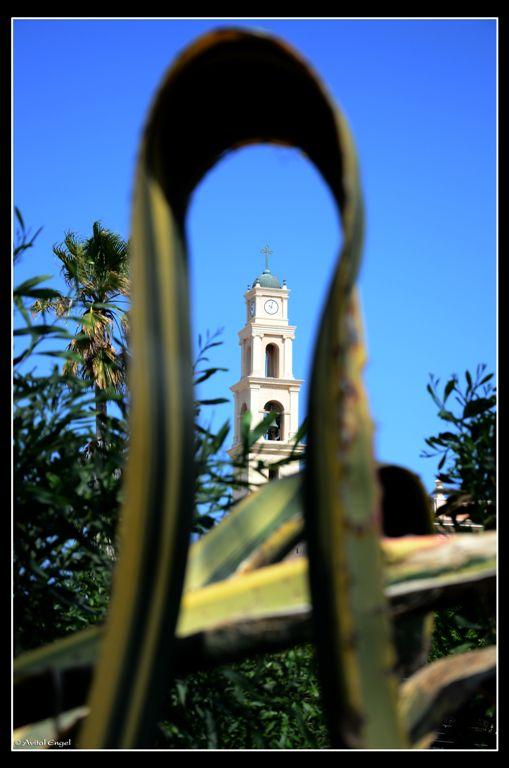 מסגור כנסיית סנט פיטר