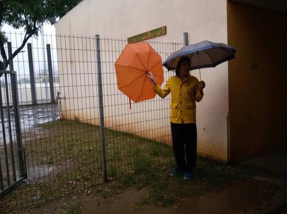 שיר אשיר בגשם