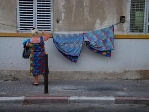 רגעים קסומים בשכונת התקווה