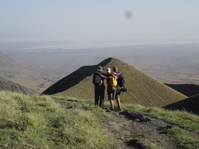 Mannensafari Tanzania