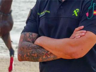 Nueva normativa 2021 de tatuajes en la Guardia Civil¿Se puede opositar a Guardia Civil con tatuajes