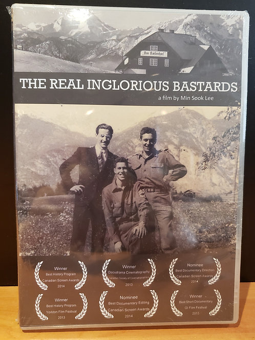 The Real Inglorious Bastards (CAD)