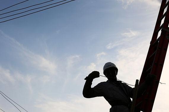 Nigerian Electrician