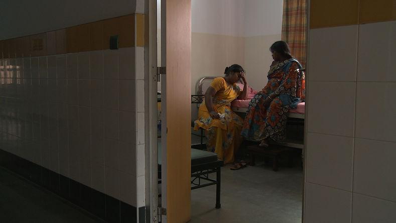 Hema & Prabha at Hospital.jpg