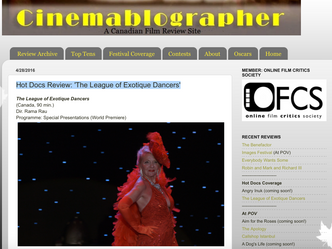 Hot Docs Review: 'The League of Exotique Dancers' - Cinemablographer