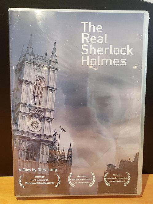 The Real Sherlock Holmes (CAD)