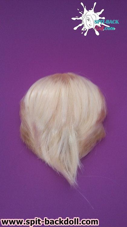 Short blonde hair £19-24$-22€