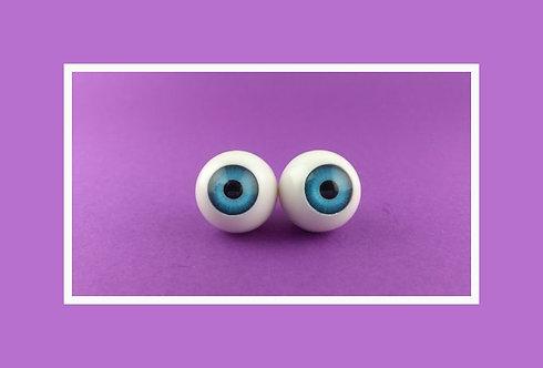 Blue colorful eyes: £4,99-6,30$-5,60€