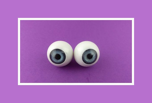 Grey colorful eyes £4,99-6,30$-5,60€