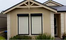 Roller shutters installed by Install it all