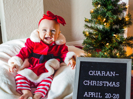Merry Quaran-Christmas!