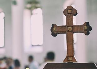 教堂十字架
