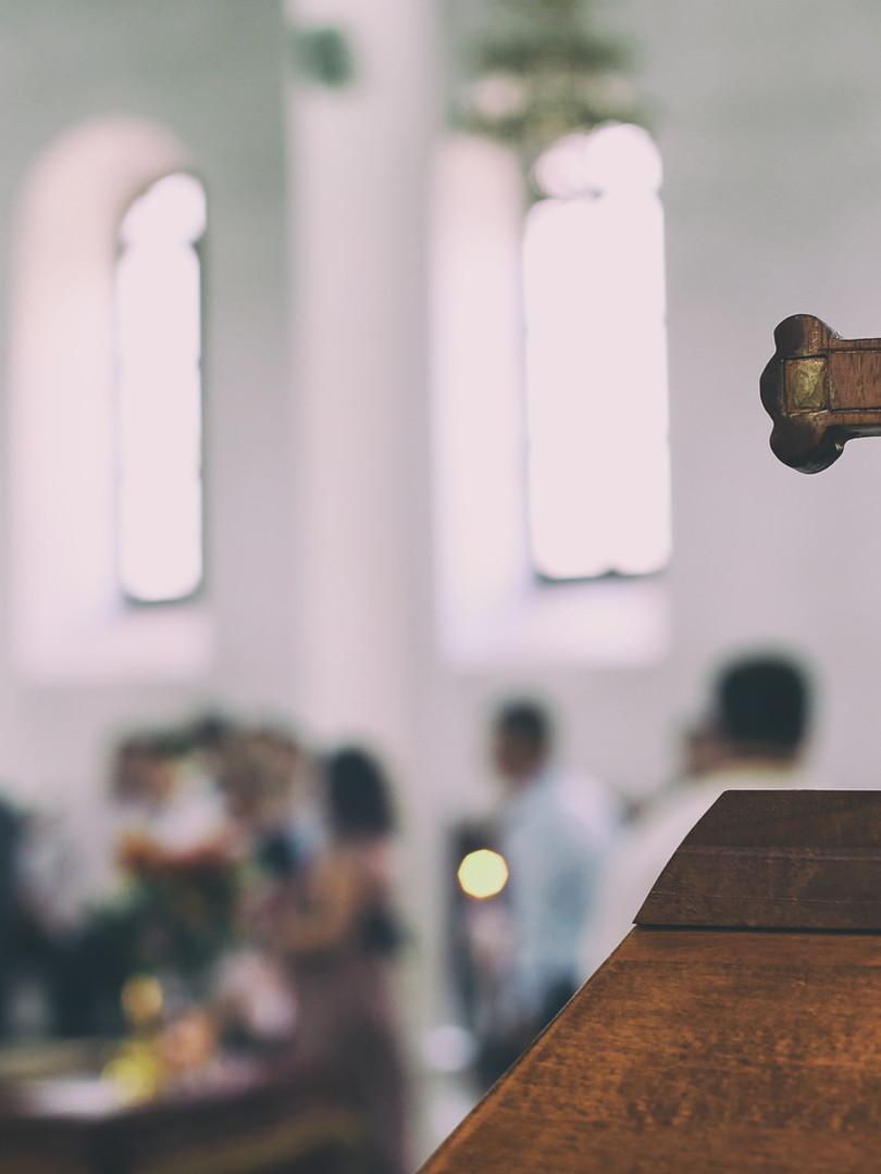 Saying in Church 1