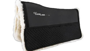 ThinLine Western Sheepskin Comfort Shimable Pad