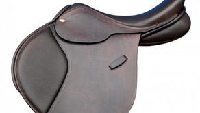 UK Saddlery Chloe English Made Jump Saddle