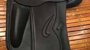 Adam Ellis Paisley Dressage Saddle