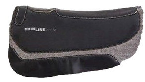 ThinLine Western Round Skirt Pro-Tech Shimable Pad