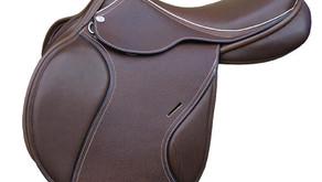UK Saddlery Jupia English Made Jump Saddle