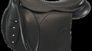 L & R Ellipse™ Ultra Dressage Saddle