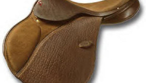 L & R Elan X-Forward English Made Saddle