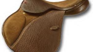 L & R Elan X-Forward English Made Saddle
