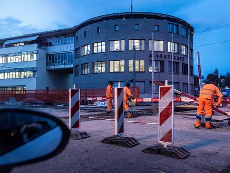 Frauenfeld: Zwei Monate Bauzeit eingespart