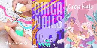 Circa Nails Design