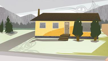 Parents Legal Centre Video - Background Illustration