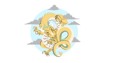 Art Test Dragon