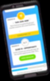 Mobile Screenshot | PitchQuest Online Pitch Education Program for Startups