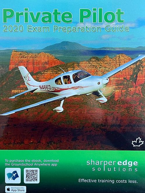 Private Pilot 2020 Exam Preparation Guide
