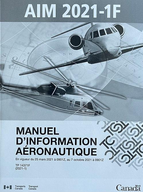 Manuel d'information aéronautique 2021-1F