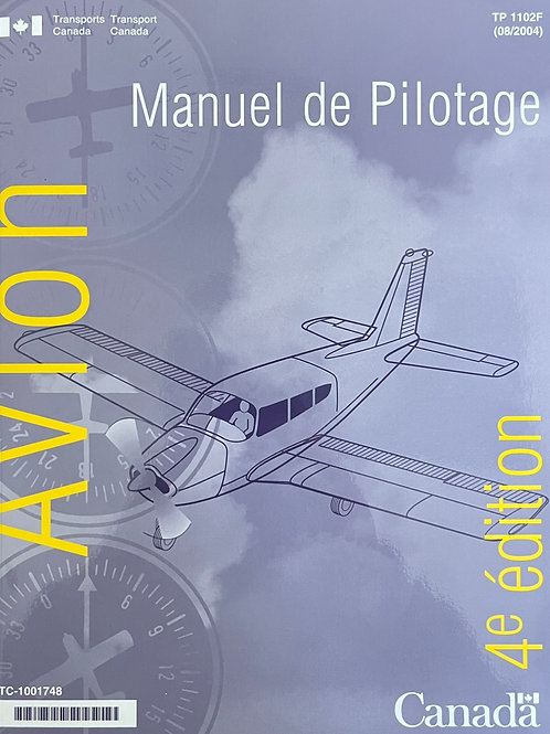 Manuel de pilotage