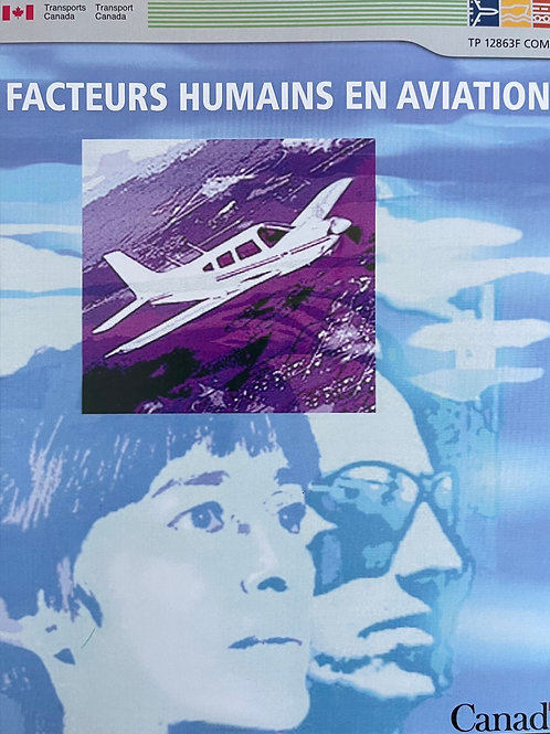 Facteurs humains en aviation