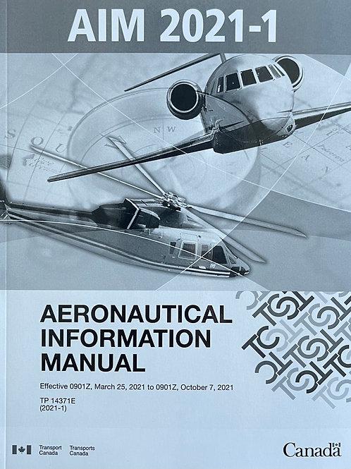 Aeronautical information manual 2021-1