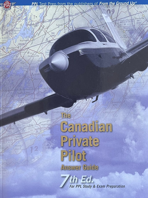 The Canadian private pilot answer guide