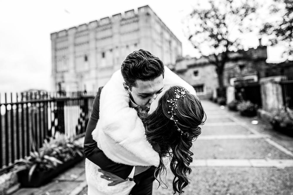 Norwich Castle registry office wedding, Norwich wedding photographers