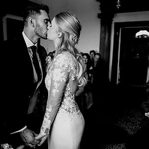 Luke & Katrine BW