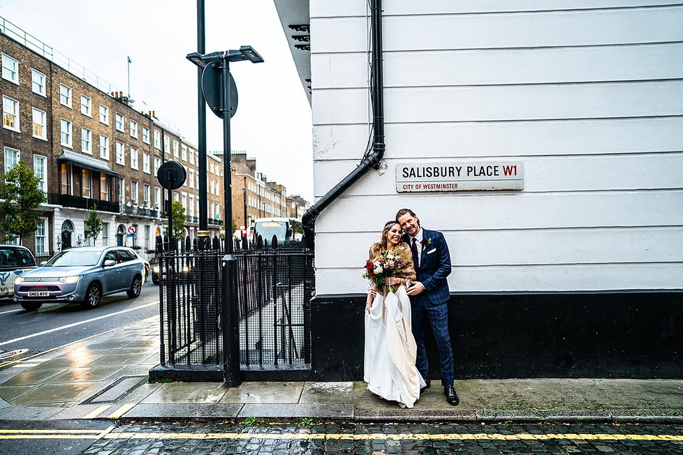 MArylebone Town Hall wedding photographers